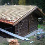 chalet bois renovation